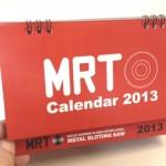 MRTカレンダーをお届けします!